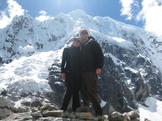 Salkantay Pass, Peru