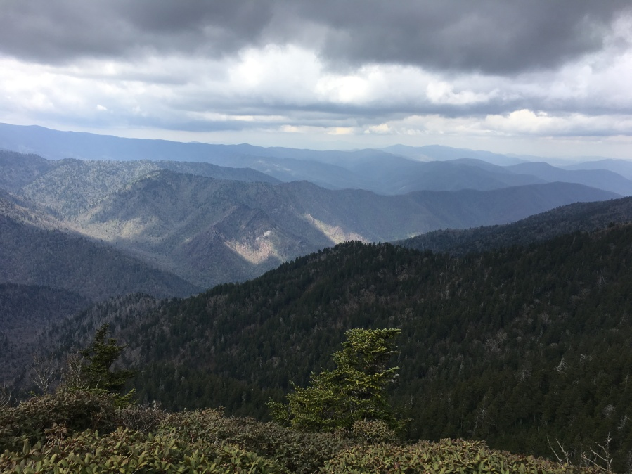 Mt. Leconte Alum Cave Trail