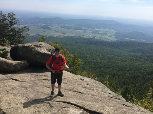 Old Rag Mountain Trail