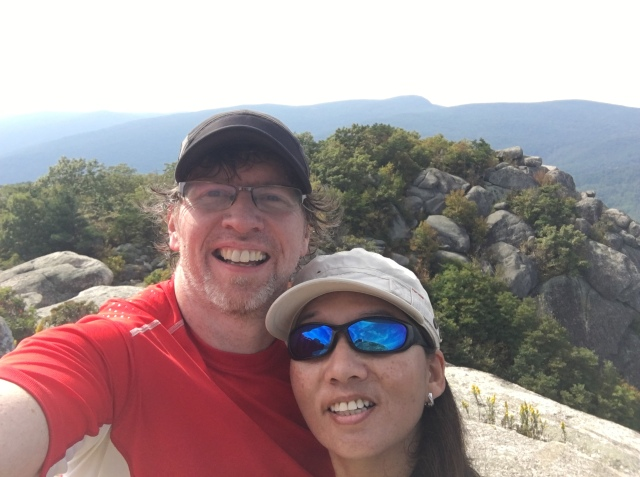 Old Rag Mountain Summit