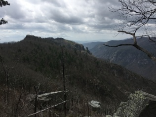 Linville Gorge Wilderness/April 2018