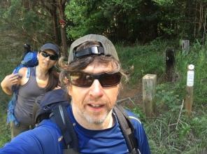 Falls Lake Trail, NC